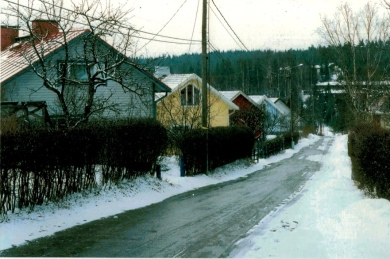 Lahti house